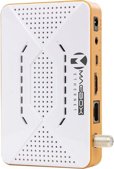 Magbox Ethernet Full Hd Box Uydu Alıcısı