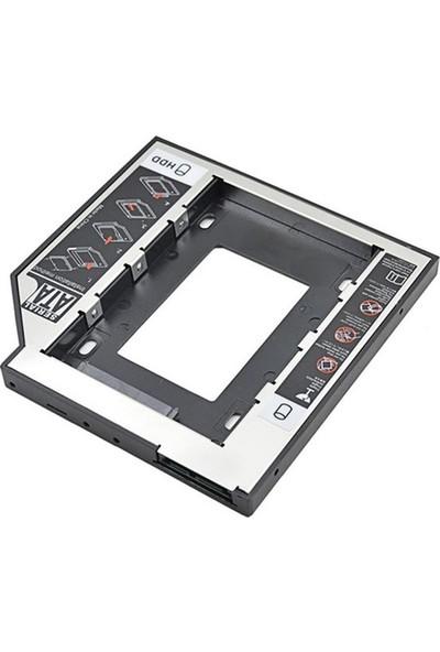Notebook 2. Harddisk Için Yuva Kutu 9.5mm Slim Laptop Ikinci HDD