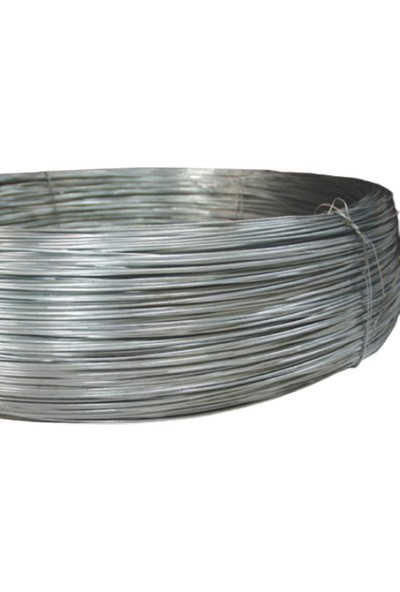 Palet Sanat Tuval Galvanizli Çelik Tel 2mm 3 M