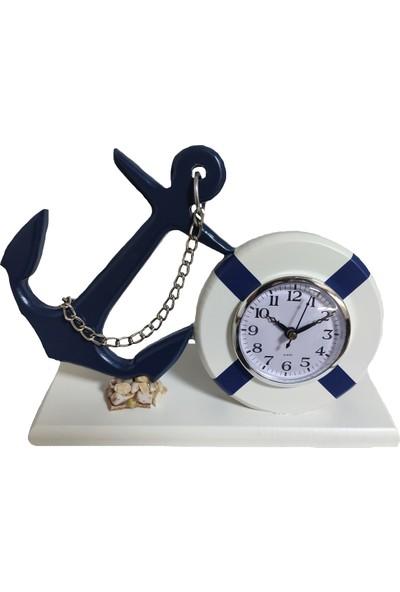 Hediye Buldun Çapalı Masa Saati