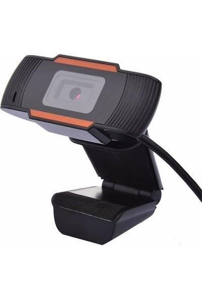 Powermaster PM-3886 Webcam Hd 1080P Mikrofonlu Web Kamera