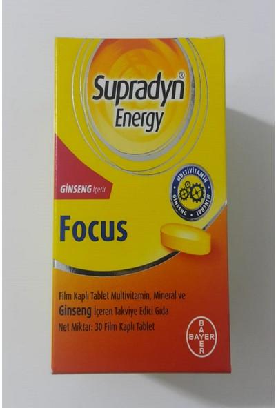 Supradyn Enerji Focus