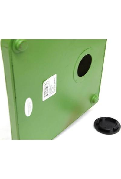 MNK Yeşil Dekoratif Metal Daktilo Kumbara C0726