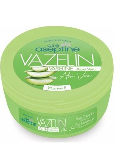 Cire Aseptıne Vazelin 150 ml Aloe Vera