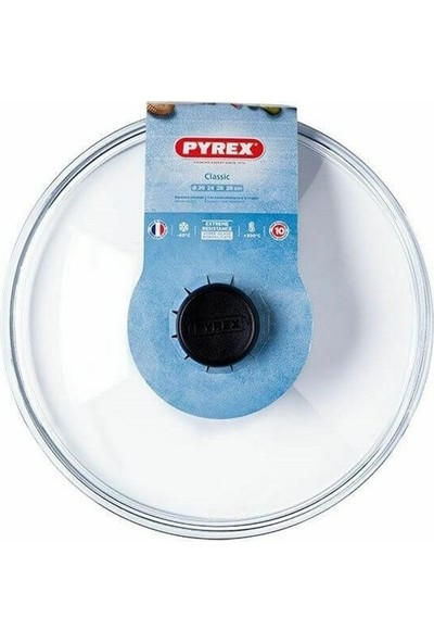 Pyrex Cam Kapak 28 cm