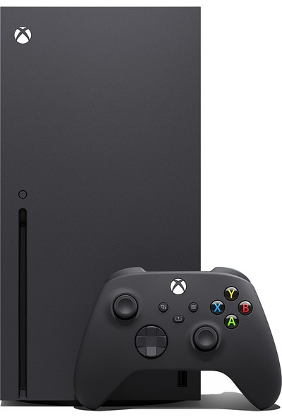 Microsoft RRT-00010 Xbox Series x 1TB SSD Oyun Konsolu Siyah + 1 Kol Beyaz + 1 Yıl Gamepass ( Microsoft Türkiye Garantili )