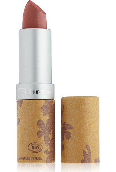 Couleur Caramel Pearly Lipstick N: 224 - Rustbrown