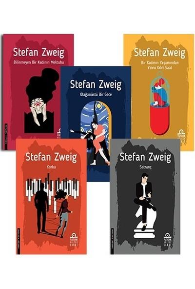 Stefan Zweig Edebiyat Seti 5 Kitap - Stefan Zweig