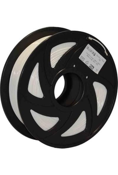 Elas 3D Elas 1.75MM Beyaz Pla Plus Filament
