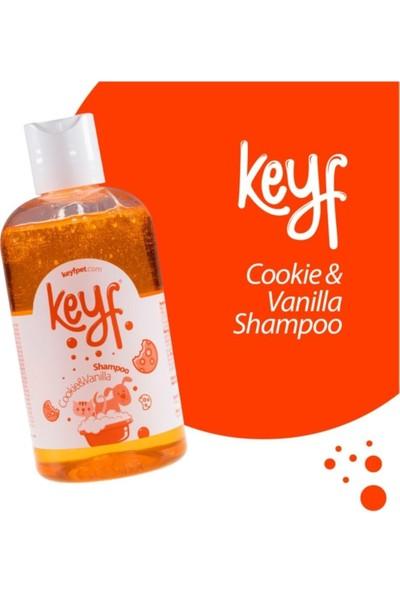 Keyf Kedi Köpek Şampuanı Cookie & Vanilya Shampoo