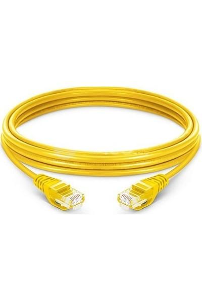 Reçber RJ45 Cat6 Ethernet Kablosu - 1m