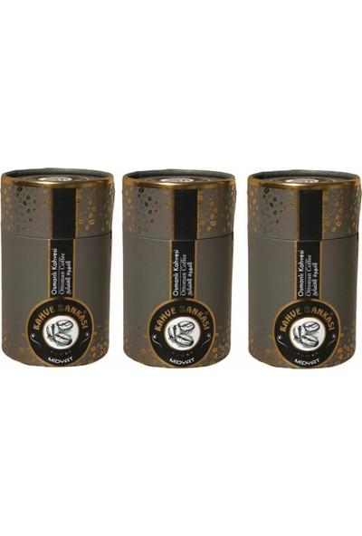 Kahve Bankası Osmanlı Kahvesi 250 gr 3'lü