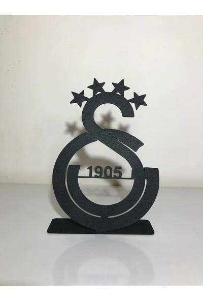 Galatasaray Dekoratif Masaüstü Metal Tablo