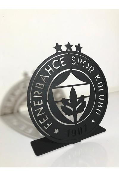Fenerbahçe Dekoratif Masaüstü Metal Tablo