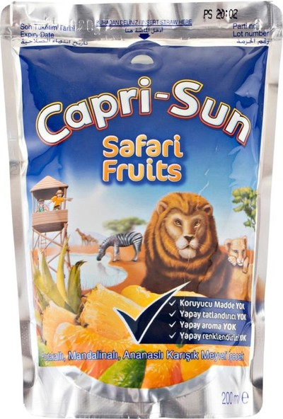 Capri Sun Safari 200 ml