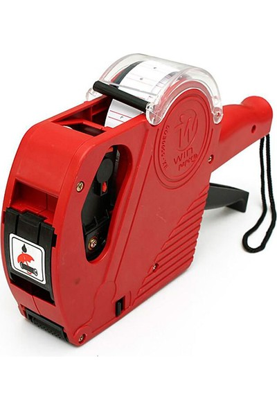 Keyide Etiket Makinesi Kırmızı