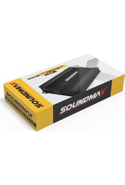 Soundmax Oto Anfi 4000W 4 Kanal Soundmax SX-3900.4