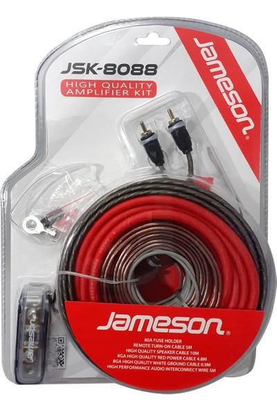 Jameson Oto Anfi Kablo Seti 8ga JSK-8088