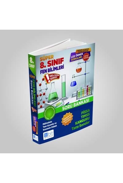 Bulut Eğitim ve Kültür Yayınları 8. Sınıf Fen Bılımlerı Soru Bankası Gelişim Serisi