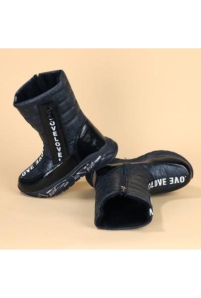 Ayakland Twg 7361 Kız Çocuk Bot Çizme Ayakkabı