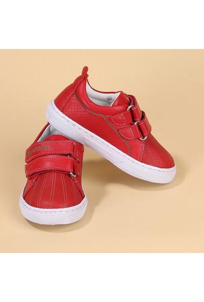 Kiko Pnd 401DS101 Deri Kız/Erkek Çocuk Spor Ayakkabı