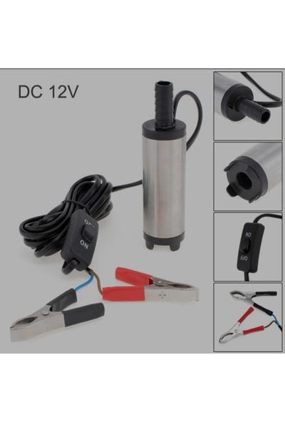 Düzey 12 Volt Sıvı ve Yakıt Transfer Pompası