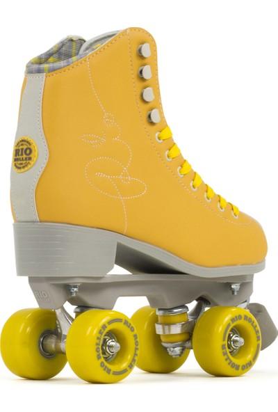 Rio Roller Signature Yellow Quad Paten