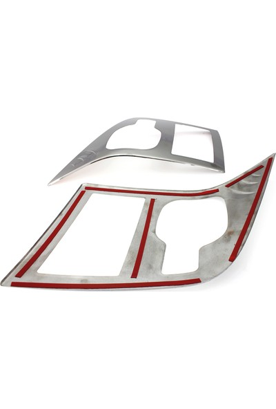 Auto Accessory World Ford Transıt 2003 Far Çerçevesi 2 Çelik