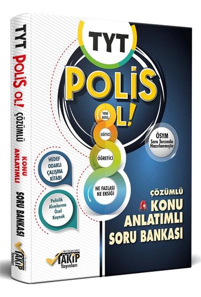 Liyakat Yayınları Polis Ol TYT - Konu Anlatımlı Soru Bankası - Hedef Odaklı Çalışma Kitabı