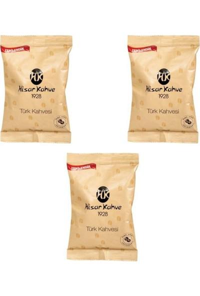 Hisar Türk Kahvesi 3 x 50 gr (Avantaj Paket)