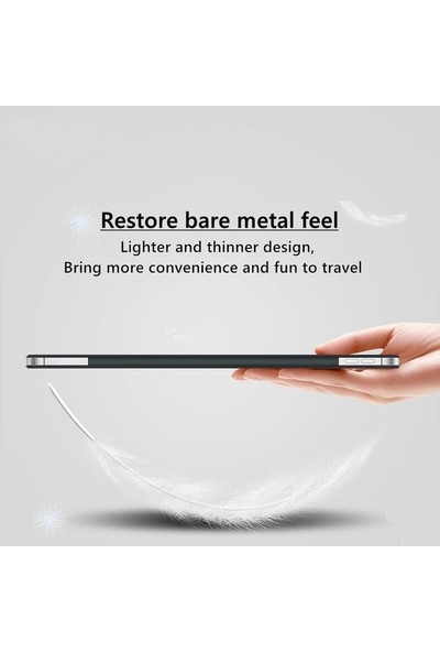 Teleplus Apple iPad Pro 11 2020 Kılıf Cover Standlı Mıknatıslı Bluetooth Klavyeli Kılıf Lacivert