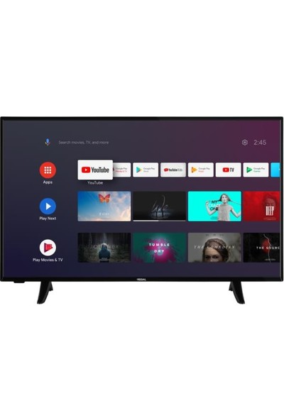 "Regal 32R654HA9 32"" 81 Ekran Uydu Alıcılı Hd Smart LED Tv"
