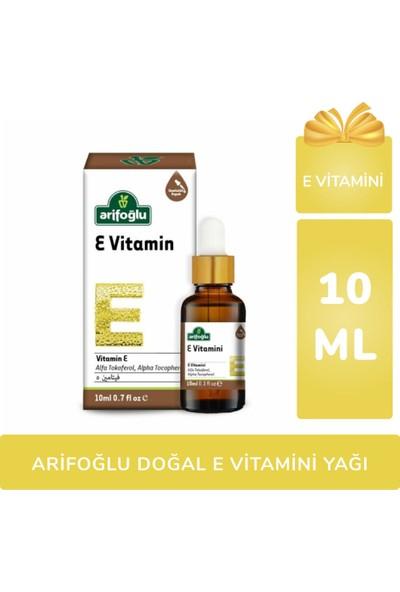 Arifoğlu Doğal E Vitamin Yağı 10 ml