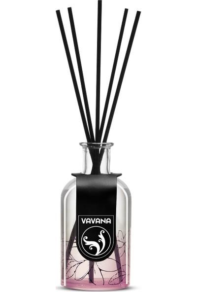 Vavana Çubuklu Oda Ofis Kokusu - Oda Parfümü - 100 ml - Frangıpanı Medıterranee