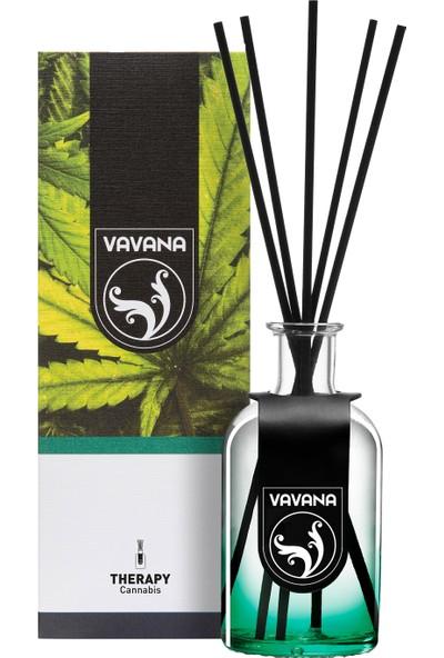 Vavana Çubuklu Oda Ofis Kokusu - Oda Parfümü - 100 ml - Cannabıs-Weed