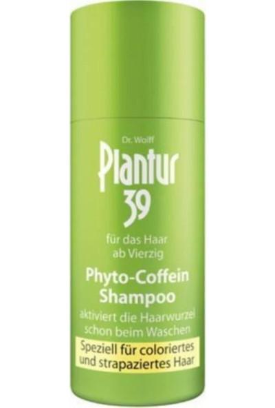 Plantur 39 Boyalı-Hasarlı Saçlar Için Phyto-Kafein Şampuanı 50 ml