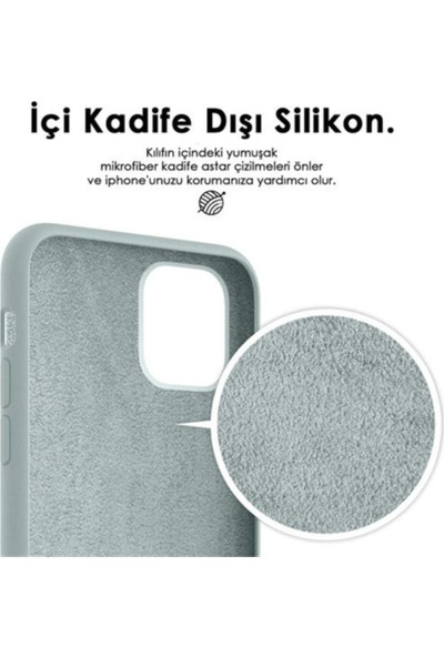 Rosstech Apple iPhone 11 Pro Max Lansman Silikon Kılıf - Pembe