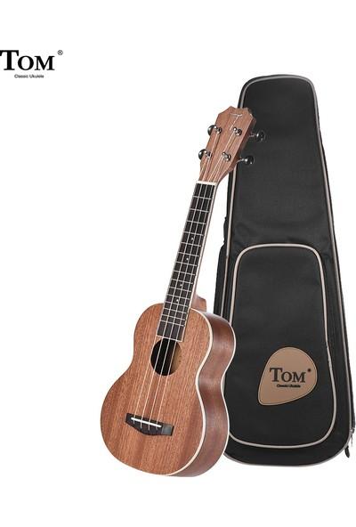 Tom TUS-200B 21 & Akustik Soprano Ukulele