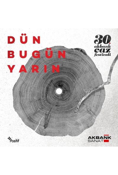 30. Akbank Caz Festivali Dün Bugün Yarın - 3lp + Kitap Box Set