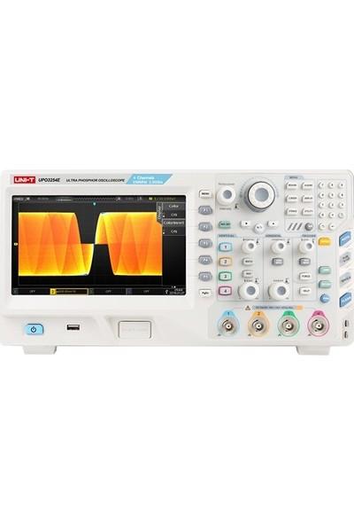 Uni-T UPO3254E 4 Kanal 150MHZ Ultra Fosfor Osiloskop