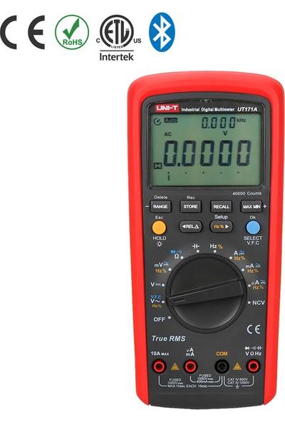 Uni-T UT171A Endüstriyel True Rms Dijital Multimetre