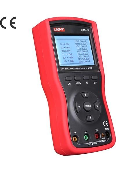 Uni-T UT267B Akıllı Tip Üç Faz Dijital Voltampermetre