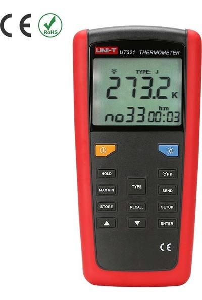 Uni-T UT321 Kontak Tip Termometre