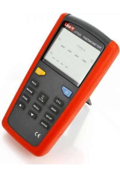 Uni-T UT322 Kontak Tip Termometre