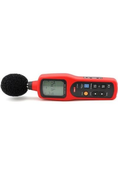 Uni-T UT352 Ses Seviyesi Ölçer - Desibelmetre
