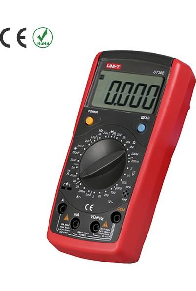 Uni-T UT39E Avuçiçi Dijital Multimetre
