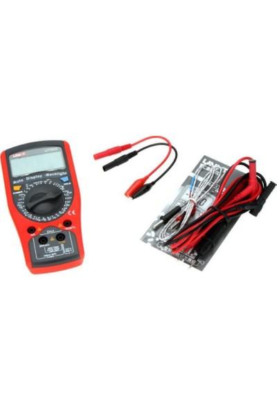 Uni-T UT50D Genel Tip Dijital Multimetre