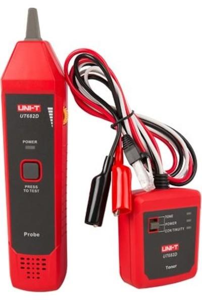 Uni-T UT682D Kablo Test Cihazı