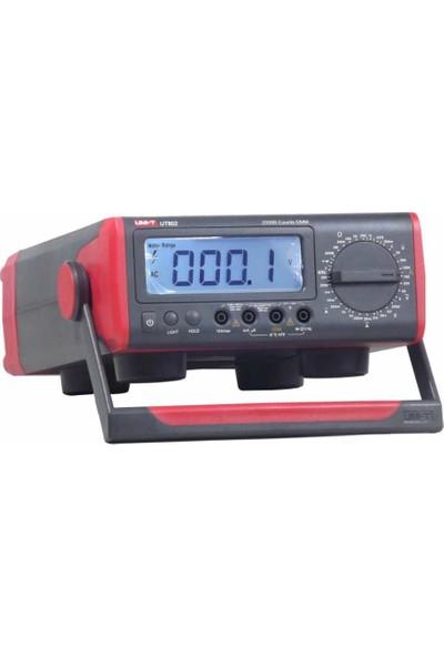Uni-T UT802 Masaüstü Dijital Multimetre