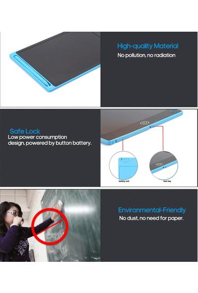 """Buyfun LCD Yazma Tablet 8.5"""" Silinebilir (Yurt Dışından)"""